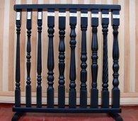 木の塀とその製造の種類