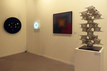 Escultura_Angel_Duarte_Stand_de_Galerie_Denise_René_ARCO2016_EXPOARTEMADRID