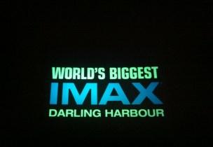 世界最大のIMAXシアターオーストラリア