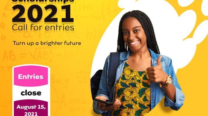 MTN Scholarship Scheme 2021