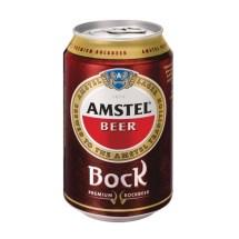 Amstel Bock metal can 330ml
