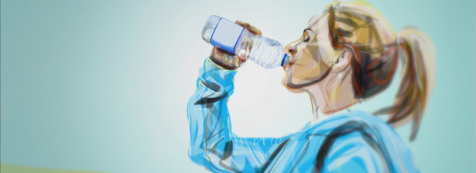 Νερό-B