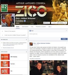 Candidatura FIFA Zico