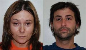 Kristy Hammonds e Michael Sotzer, che danneggiarono la reputazione online della Domino's Pizza con un video di scherzi