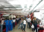 El evento será en la Feria de comida Centro Expreso Chacaíto Beco.