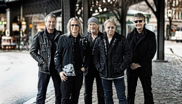 La banda inglesa Deep Purple volverá a México como parte de la celebración del Hell and Heaven Metal Fest