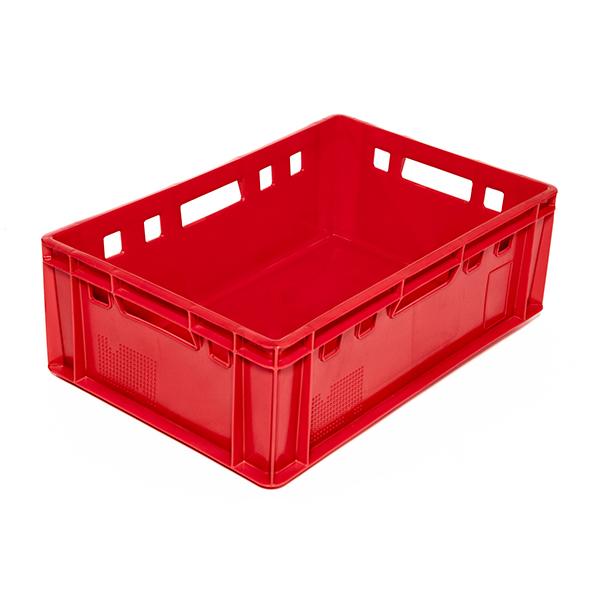 Caja Apilable Industria Cárnica E2