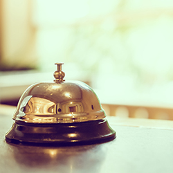 قطاع الضيافة والفنادق