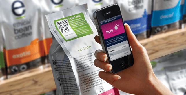smart packaging blockchain