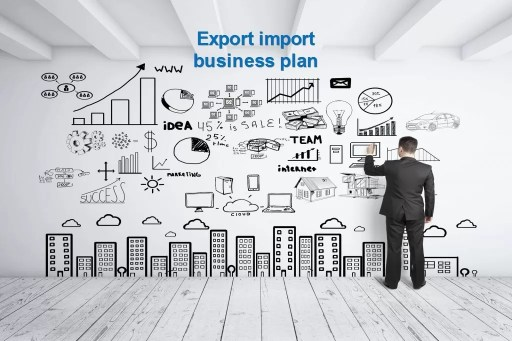 Marketing plan is a key part of the export-import business plan