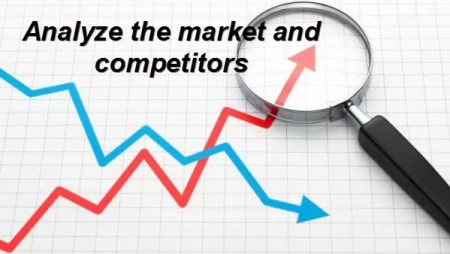 Market analyze is crucial part of the business plan and gives important insights for the business plan