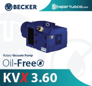 BECKER KVX 3.60