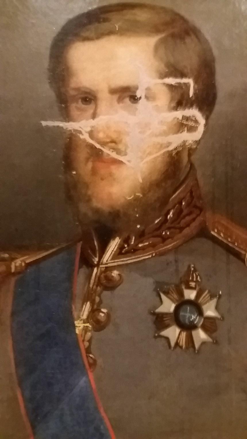 01 MHN_Exposição_Quadro Pedro II (2)