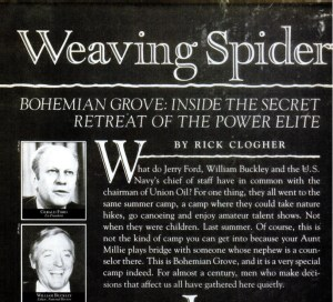 weaving spiders mother jones