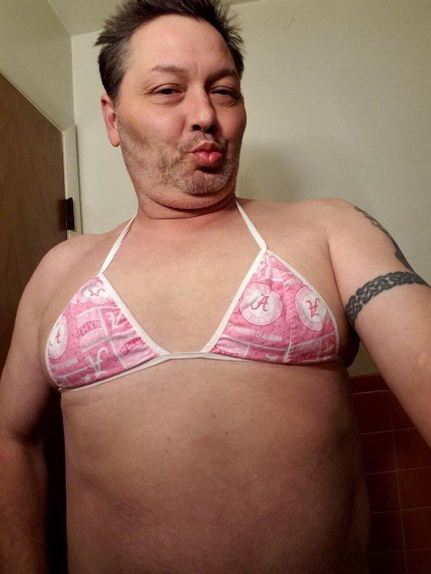 #chrisarey #catasauqua #PA #pindick #faggot #cocksucker #pinklingerie