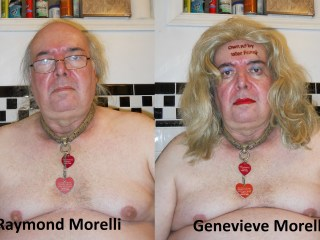 Raymond and Genevieve Morelli -named