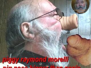 piggy raymond morelli pignose vs penis