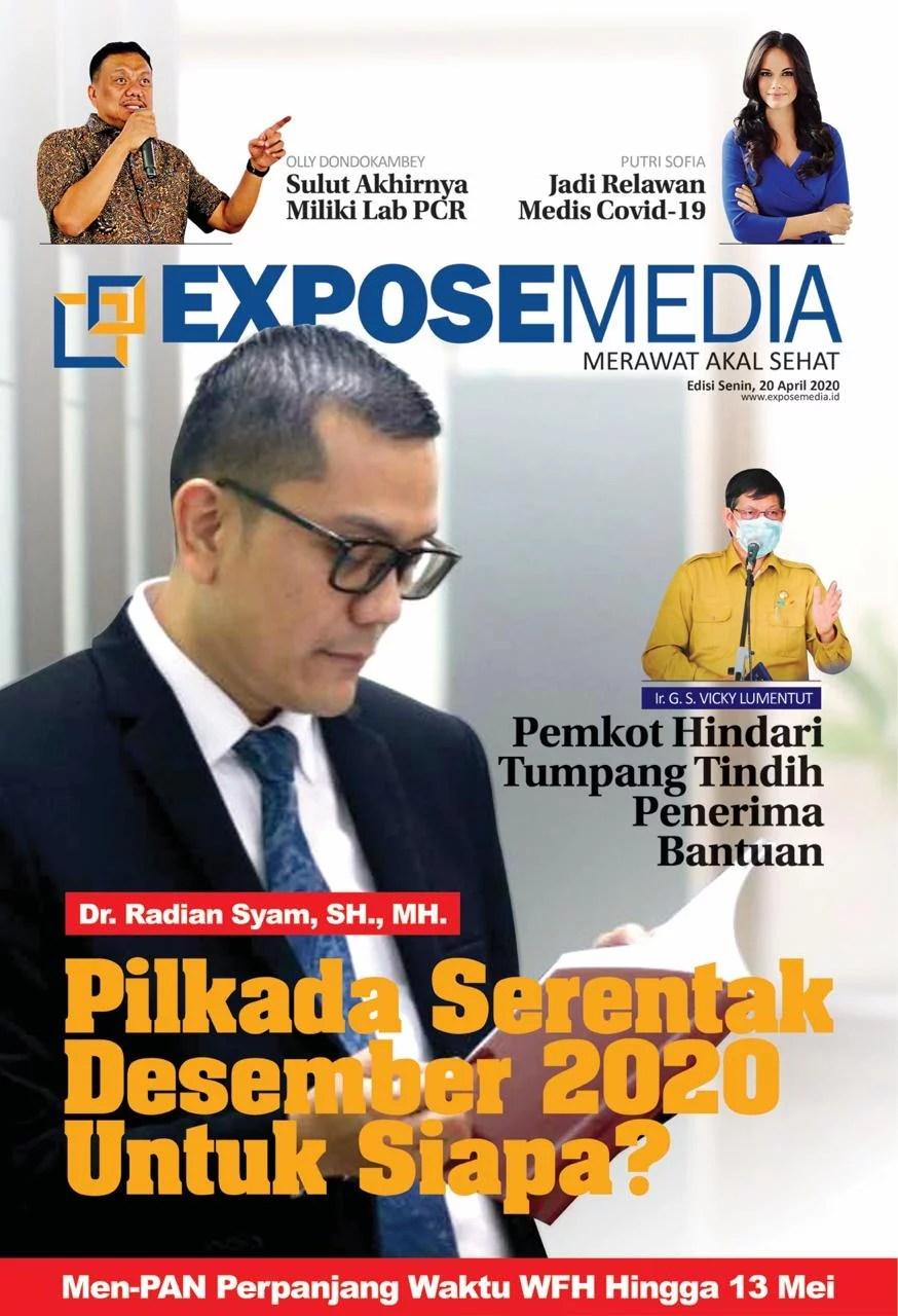 Edisi Senin, 20 April 2020