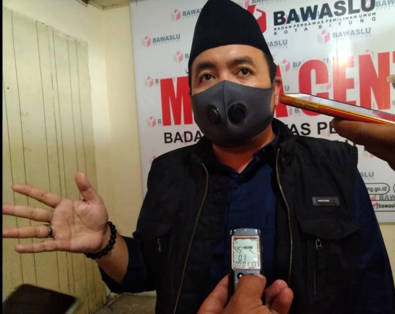 Afifuddin Ingatkan Bawaslu Bitung Jaga Mutu Tahapan Pilkada