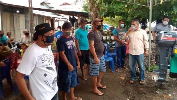 Pelopor Peduli Nelayan, ANTRA Sulut Beri Bantuan di Manado