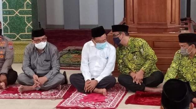 Silaturahmi DMI, Wahyudi Karaeng: Terima Kasih Puang Ayahanda Jusuf Kalla