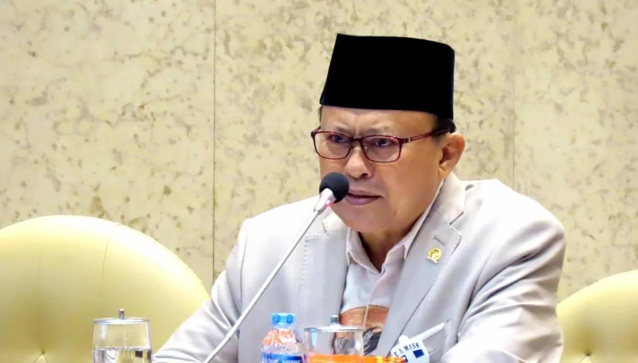 RDP Komisi V DPR RI, Herson Warning Para Dirjen Kementerian PUPR