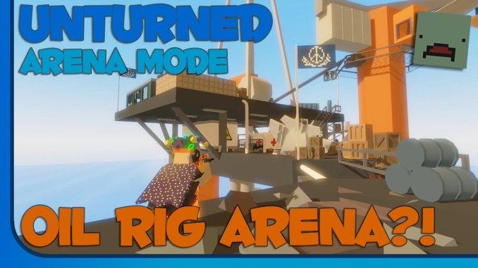games like fortnite-Unturned: Arena Mode
