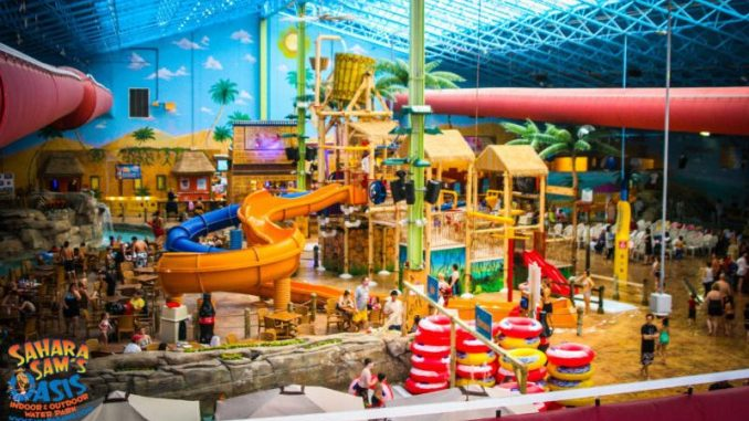 List of best US indoor water parks for family fun or vacation-sahara sams