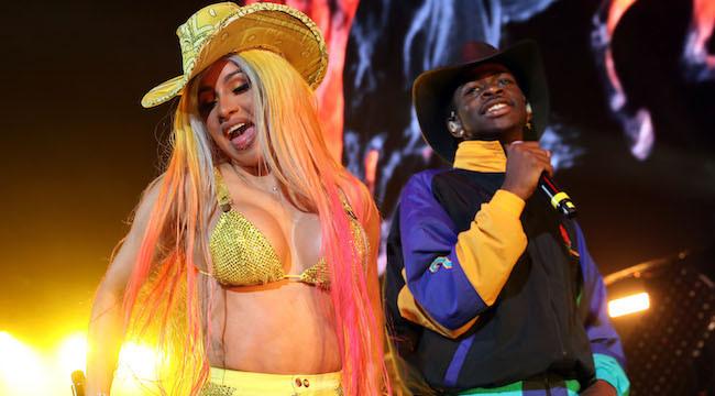 Lil Nas X, Cardi B - Rodeo