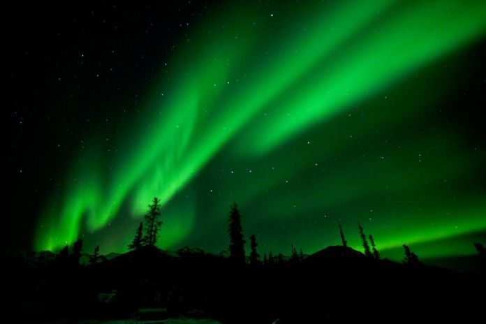Best places in the US to see Stars and the milky way,denali national park