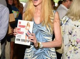 Ann Coulter height, spouse, feet, Net Worth,bio,wiki