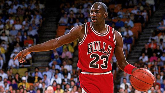 Michael Jordan's Kids