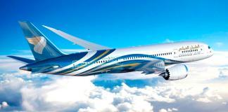 Contact Oman Air Dublin