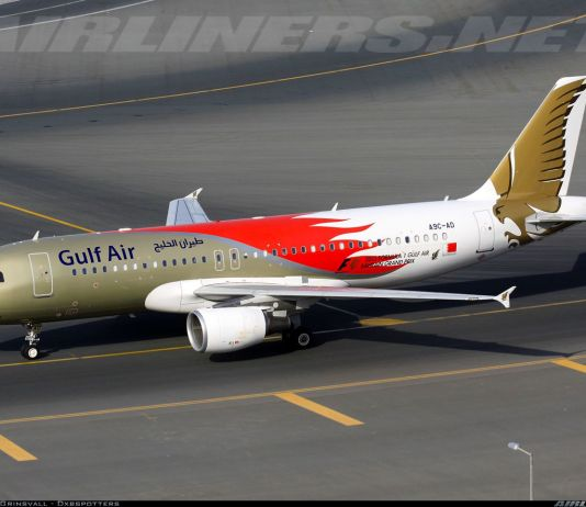 Contact of Gulf Air