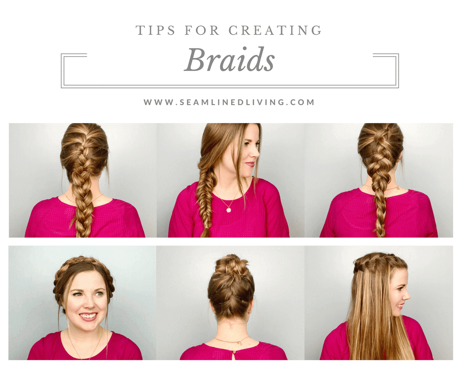 different types of hair braids