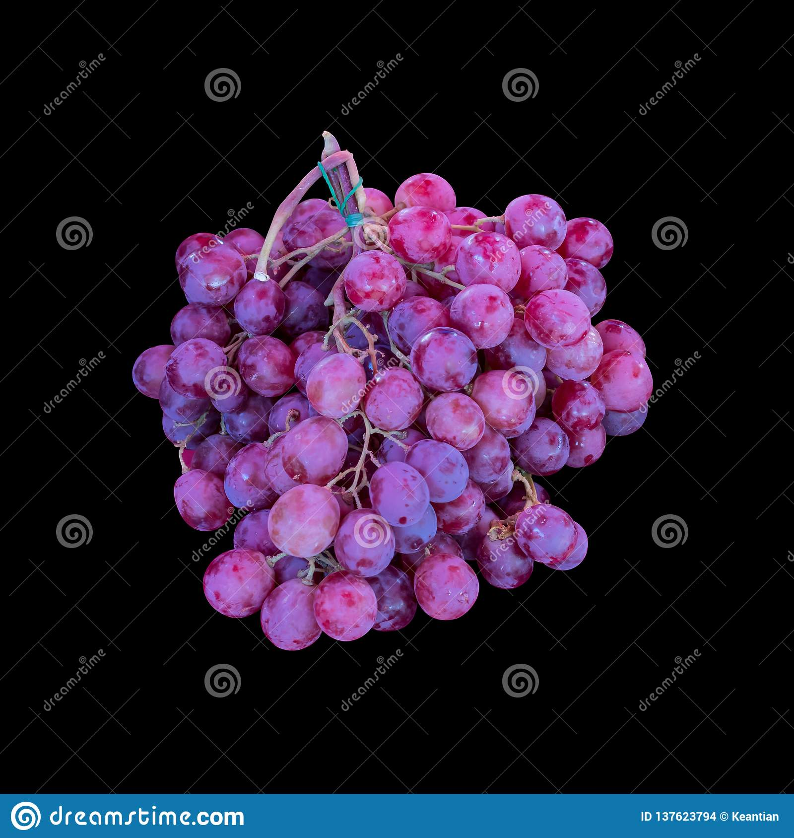 black grapes nutrition