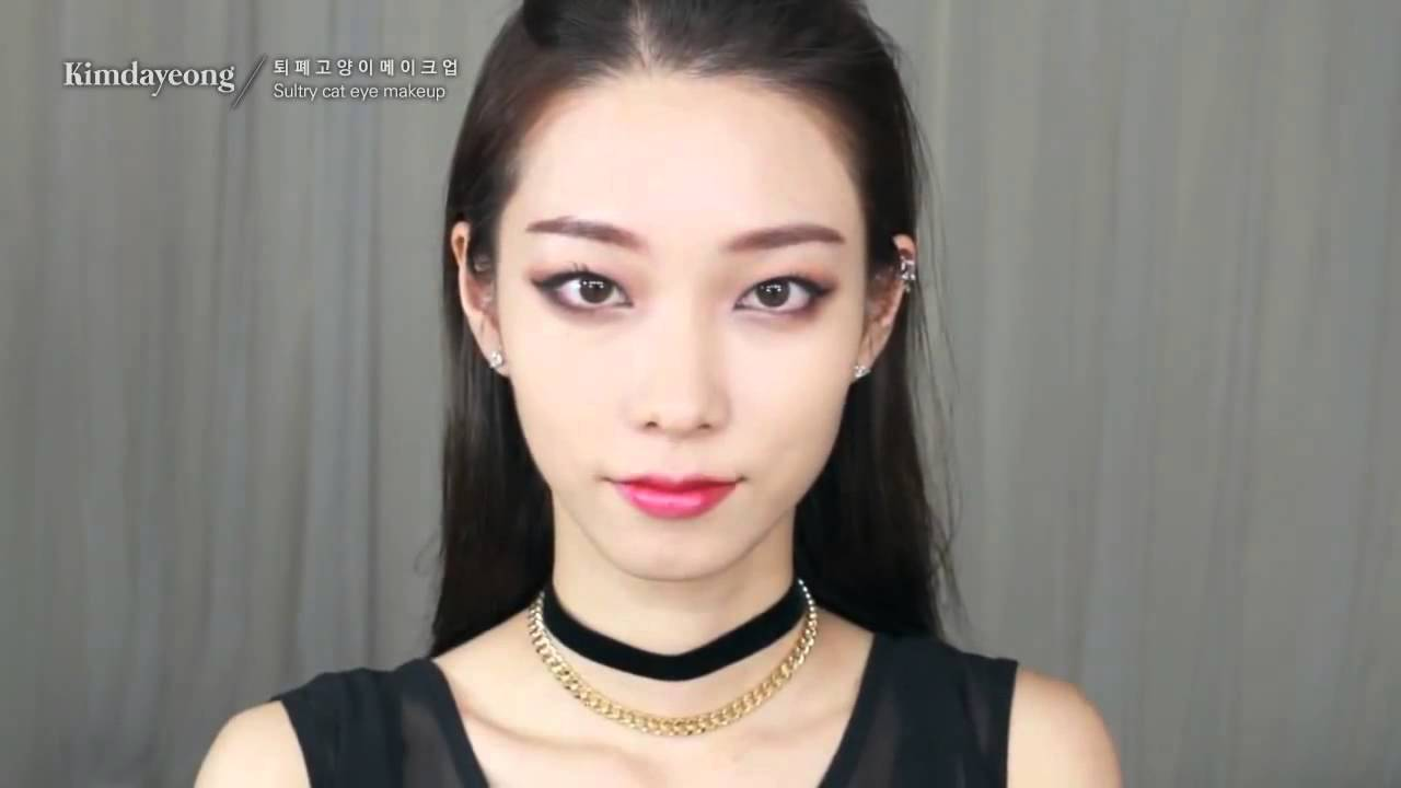 korean makeup style