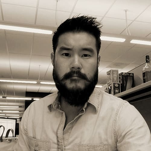 short beard styles asian