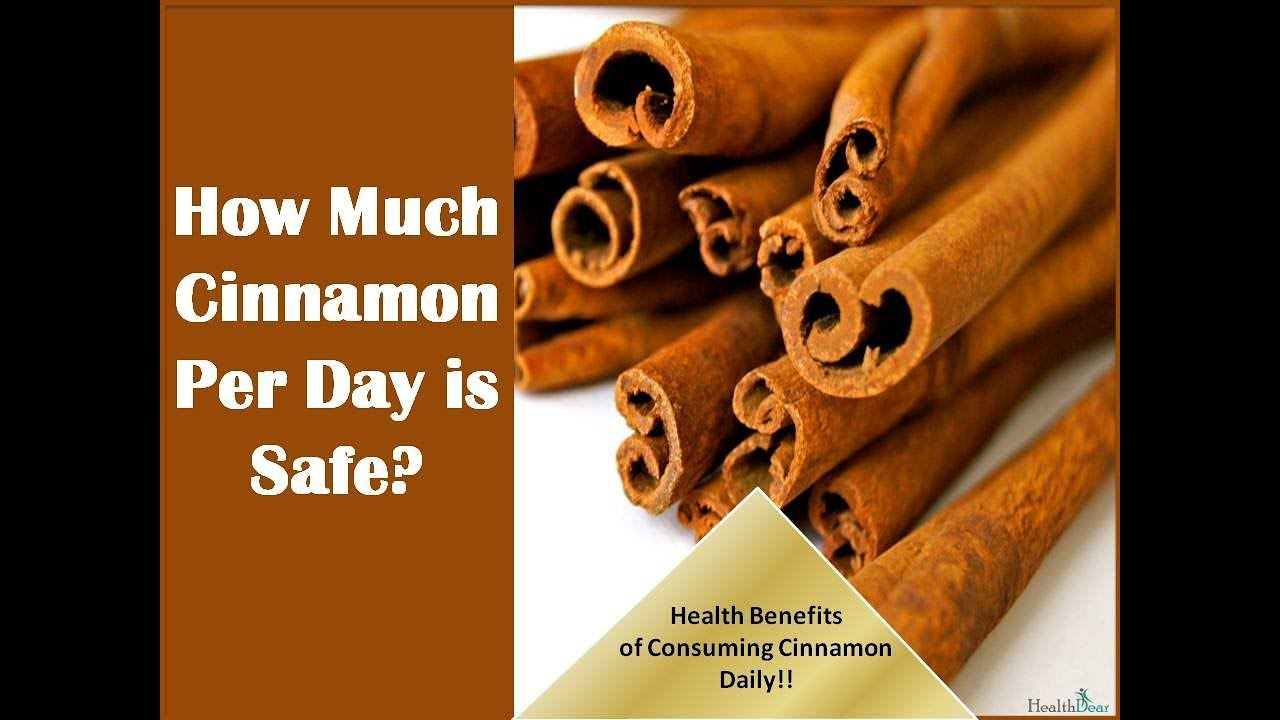 how much cinnamon is too much