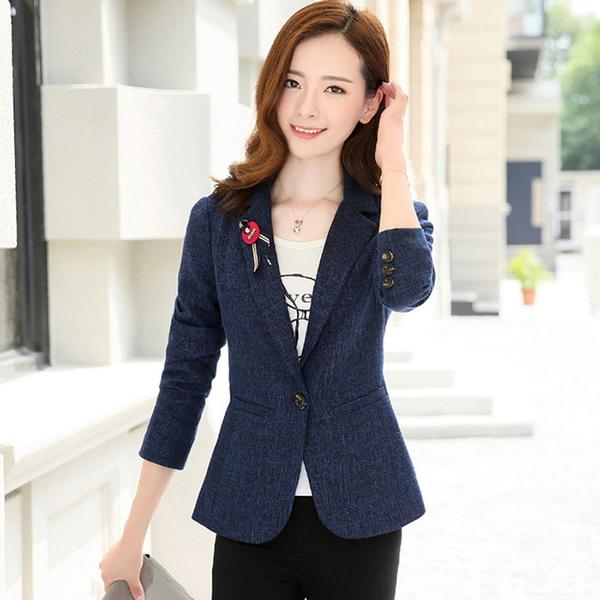 casual blazer women
