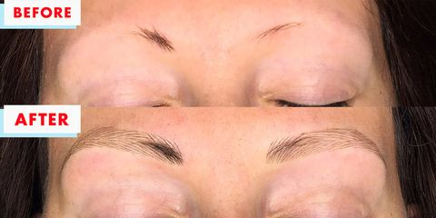 eyebrow tattoo images