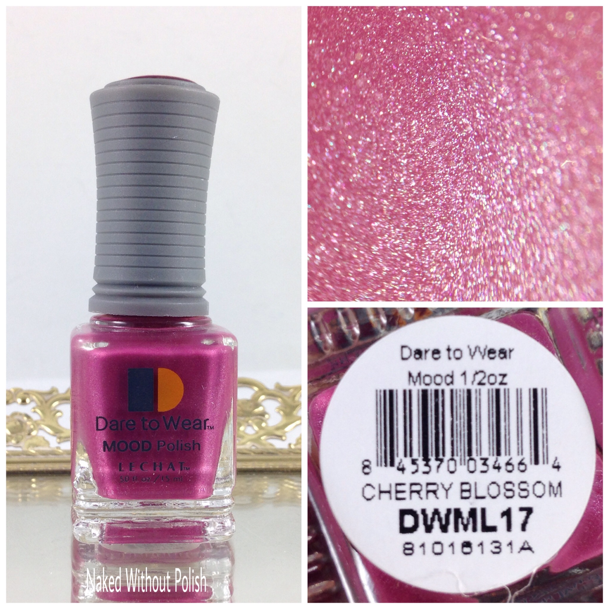 dare to wear nail polish