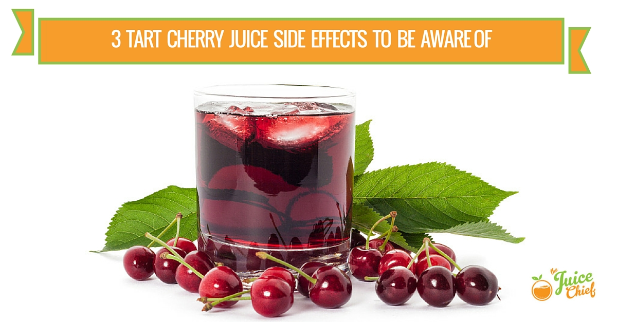 black cherry juice benefits
