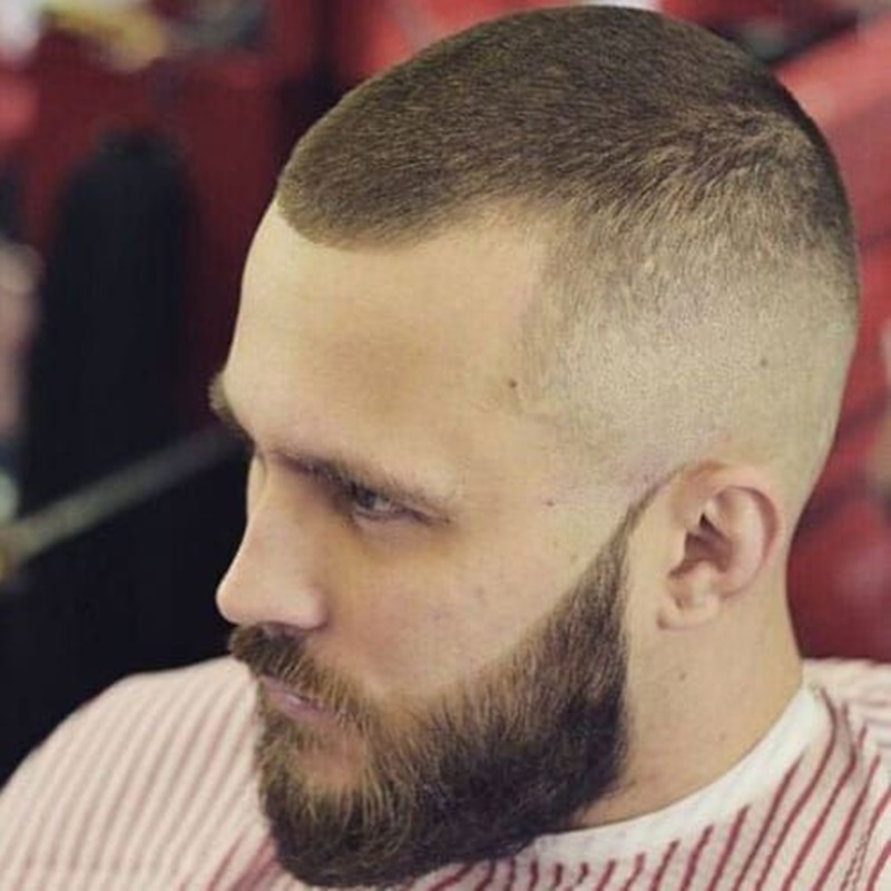high and tight haircut fade