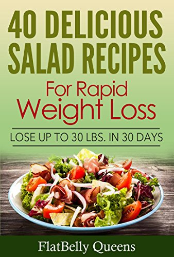 weight losing salads