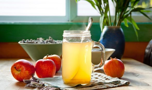 apple cider vinegar fatty liver