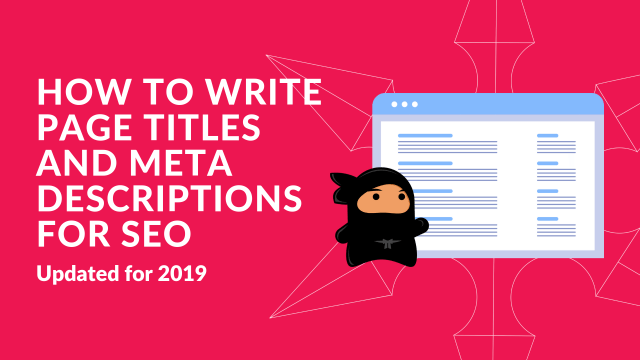 How To Write Page Titles and Meta Descriptions for SEO [15]