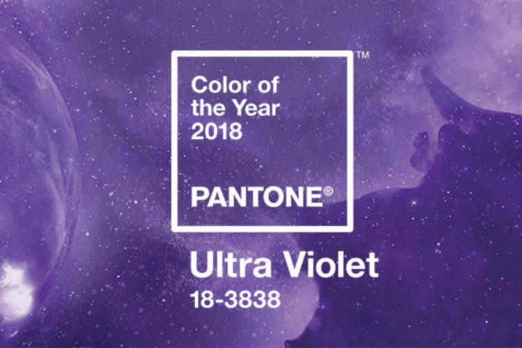 Culoarea Pantone 2018: Ultraviolet – originalitate, ingeniozitate și viziune