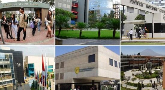 Exposición de carreras y record de universidades licenciadas enExpouniversidad 2019