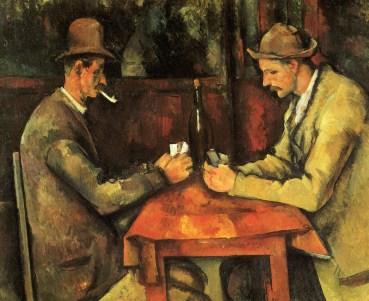 cezanne-jugadores-de-cartas-1894